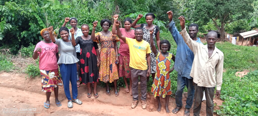 Empowering Women Smallholder Farmers